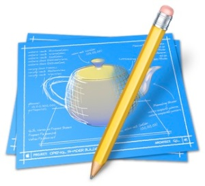 20110627mo-apple-icon-pencil-drafting-paper-tea-pot